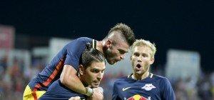 CL-Quali: Salzburg mit 1:0-Auswärtssieg