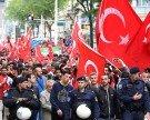 Erneute Demonstration von Erdogan-Anhänger in Wien