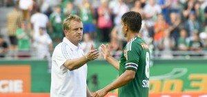 Rapid Wien verlängert langfristig mit Stefan Schwab