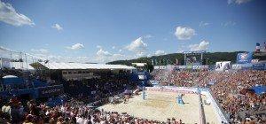 Tipps zur Anreise zum Beachvolleyball Major in Klagenfurt