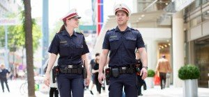 """Rund 100 """"Grätzl-Polizisten"""" ab August in mehreren Wiener Bezirken im Einsatz"""