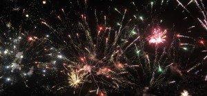 Die schönsten Bilder vom Lichterfest auf der Alten Donau