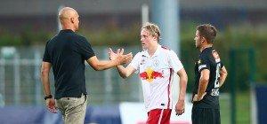 FC Liefering feierte Auftaktsieg gegen Horn