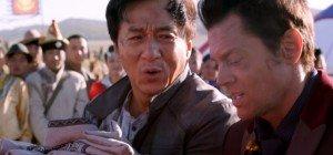 """Trailertipp der Woche: """"Skiptrace"""" mit Jackie Chan und Johnny Knoxville"""