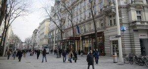 Bilanz nach einem Jahr Wiener Mariahilfer Straße neu: Weniger Kaufkraft