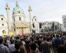 Popfest: Polizei sieht keine Notwendigkeit für mehr Sicherheitsmaßnahmen