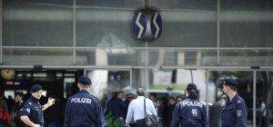 Drogendealer attackierte Polizisten am Praterstern