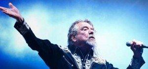 Robert Plant begeisterte die ausverkaufte Arena Wien