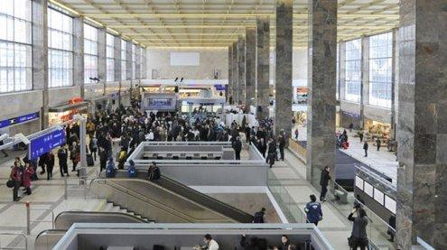 Messer-Attacke am Westbahnhof