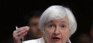 Fed-Chefin Yellen sieht mehr Argumente für Zinserhöhung