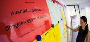 Arbeitslosigkeit in Deutschland bleibt auf Rekordtief