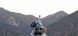 Nordkorea feuerte Rakete von U-Boot ab