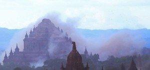 Erdbeben in Myanmar beschädigte viele historische Tempel