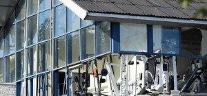 Explosion tötete Läufer in belgischem Sportzentrum