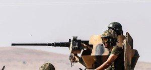 Erste Kämpfe zwischen Türkei und Kurden in Syrien