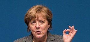 Jeder zweite Deutsche gegen vierte Amtszeit für Merkel