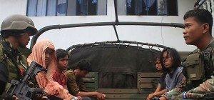 Islamistengruppe auf Philippinen befreite 28 Häftlinge