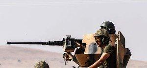 Türkische Armee soll in Syrien Zivilisten getötet haben