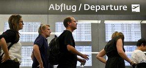 Lage nach technischen Problemen am Flughafen Wien entspannt