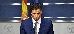 """Spaniens Sozialistenchef bekräftigt """"Nein"""" zu Rajoy"""