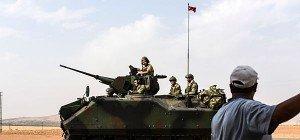 USA fordert von Türkei und Kurden Konzentration auf Feind IS