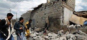 UNO: Schon 10.000 Bürgerkriegsopfer im Jemen