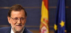 Rajoy stellt sich Vertrauensabstimmung im Parlament