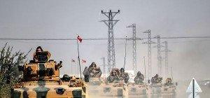 Keine Kämpfe mehr zwischen Türken und Kurden in Syrien