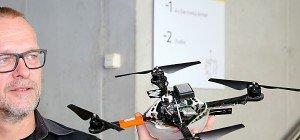 Linzer Drohnen machen im Showbiz Karriere