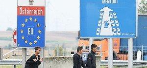 Notstandsverordnung im Asylbereich ist in der Endabstimmung