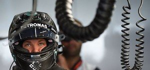 Rosberg holte sich in Spa 6. Saison-Pole-Position