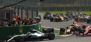 Rosberg gewann in Spa – Hamilton behielt als 3. WM-Führung