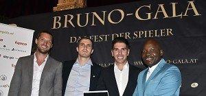 Soriano bei Bruno-Gala erneut zum Spieler der Saison gewählt