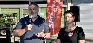 Wahlkampfauftakt: SPÖ-Auftakt mit Verspätung