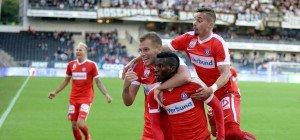Austria Wien siegt in Trondheim und schafft Aufstieg in die EL-Gruppenphase