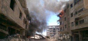 Tausende dürfen belagerte syrische Stadt Daraya verlassen