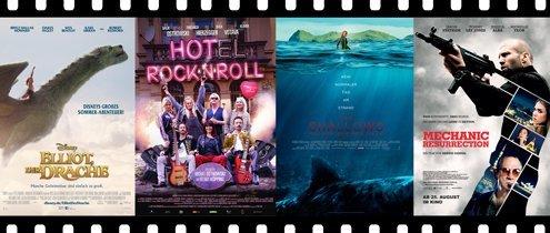 Die Filmstarts in dieser Woche
