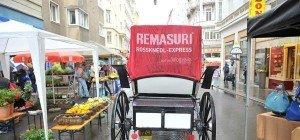 """Straßenfest """"Remasuri"""" auf der Wollzeile: Viele Highlights am 3. September 2016"""