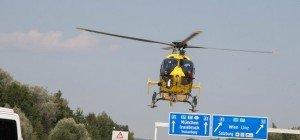 Elf Verletzte bei Unfall auf A10 bei Grödig