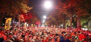 Route und Anmeldung: Die Infos zum Vienna Night Run 2016