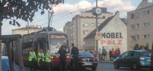 Unfall mit Straßenbahn der Linie 52 sorgt für Verzögerungen in Wien