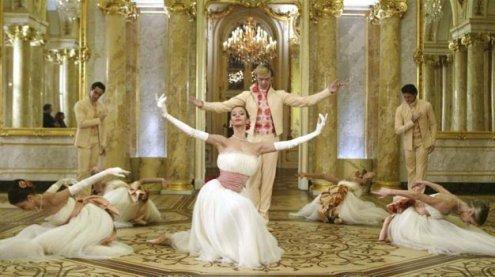 Neujahrs-Ballett in Hermesvilla