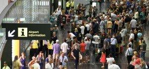 Flugausfälle am Flughafen Wien: Unklarheit über Entschädigungen