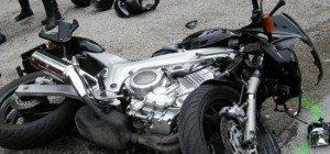 Schwerer Verkehrsunfall mit einem Motorrad  fordert Verletzte auf der A4