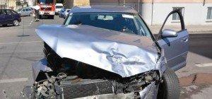 Zwei Verletzte bei Verkehrsunfall in Ottakring