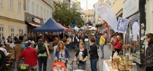 Reindorfgassenfest 2016: Kunst, Kulinarik und musikalische Highlights