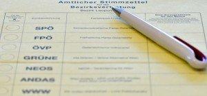 104 Wahllokale für 71.845 Wahlberechtigte in der Leopoldstadt