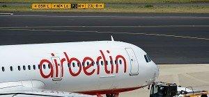 Airberlin steht vor Halbierung und umfassenden Personalabbau
