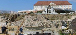Barocke Brunnenanlage von Schloss Hof wird rekonstruiert