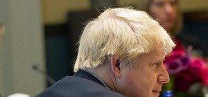 Johnson sieht noch viel Arbeit vor Brexit-Antrag